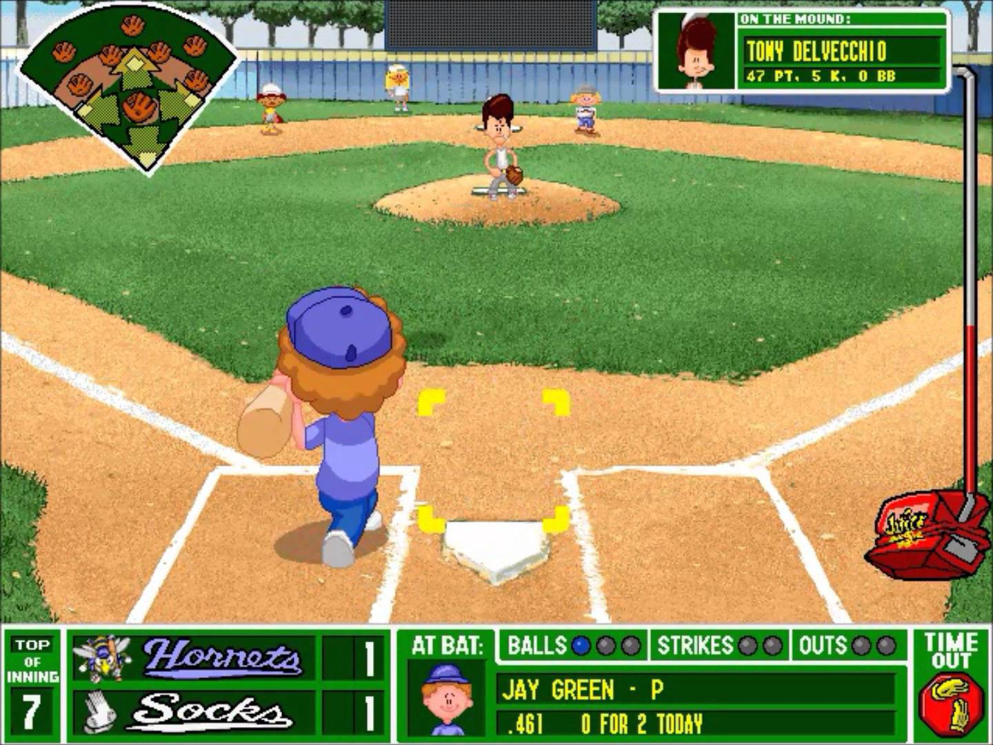 Share; Tweet - The Official Backyard Baseball Tier List - Freshly Popped Culture