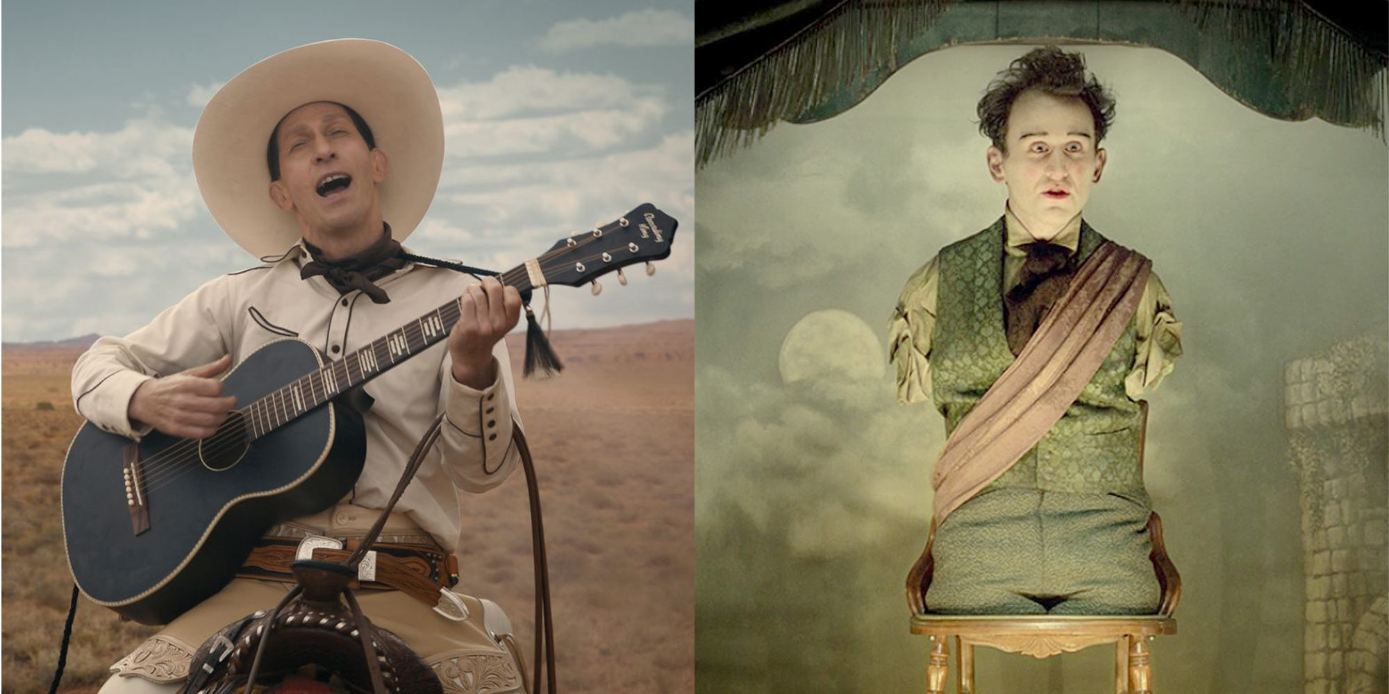 the 6 segments of the ballad of buster scruggs, ranked - freshly