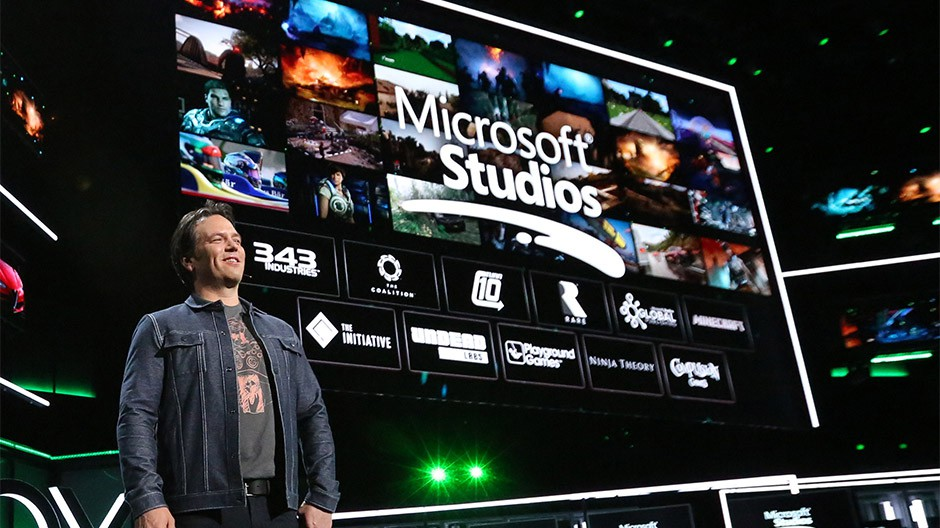 e3 2018 report card grades for all the giant companies who held